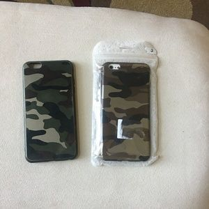 Other - Camo Iphone 6S plus Cases